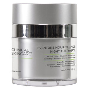 101 Clinical skincare Eventone Nourishing Night Therapy