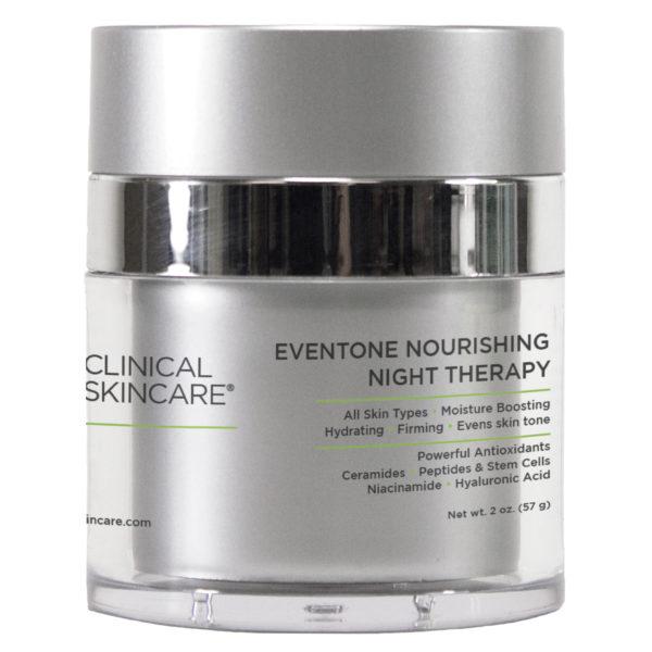 101 Clinical skincare Eventone Nourishing Night Therapy