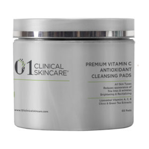 Premium Vitamin C Anti-Oxidant Cleansing Pads