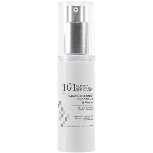 101 Clinical Skincare Enhanced Retinol Smoothing Serum 1x