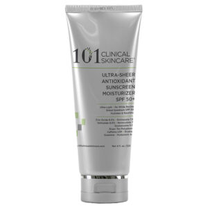Ultra – Sheer Antioxidant Sunscreen Moisturizer SPF 50+