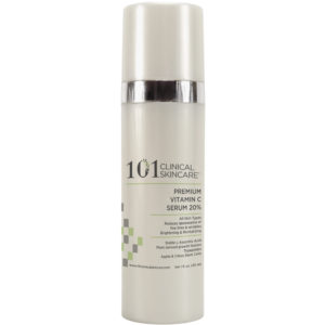 101 Clinical Skincare Premium Vitamin C serum 20%
