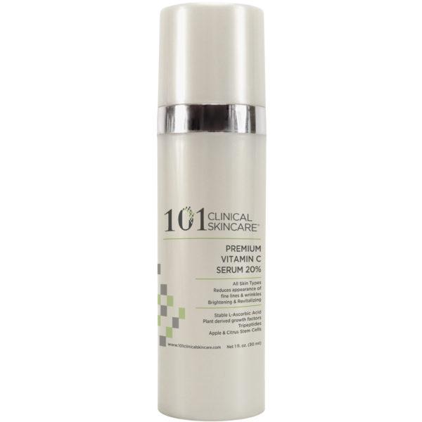 101 Clinical Skincare Premium Vitamin C serum 20%