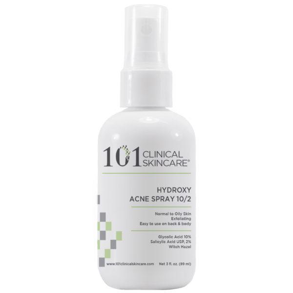 Hydroxy Acne Spray 10/2