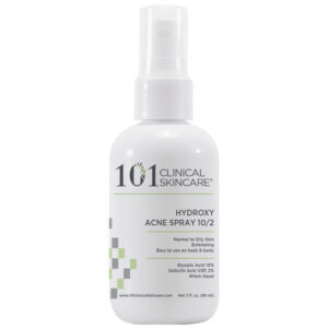 Hydroxy Acne Spray 10/2