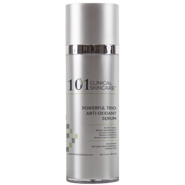 Powerful Trio Anti-Oxidant Serum