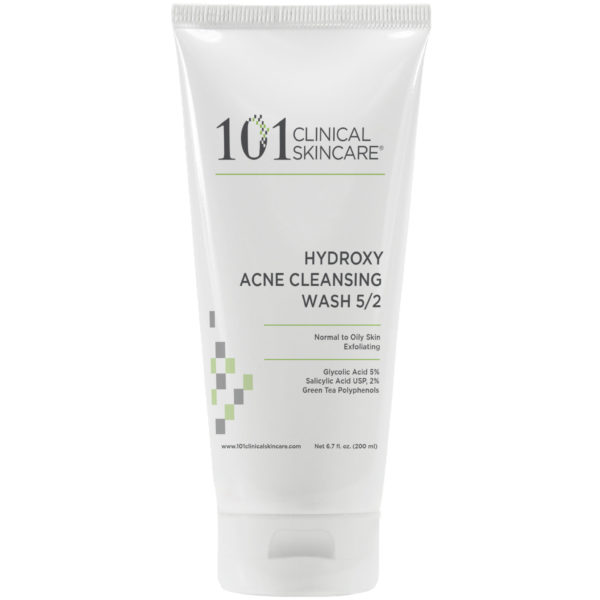 101 Clinical Skincare Hydroxy Acne Cleansing Wash 5/2