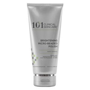 101 Clinical Skincare Brightening Micro-beaded polish