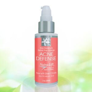 Nutralift acne defense lotion